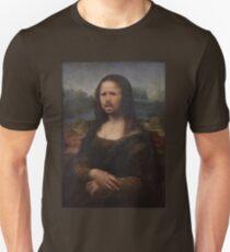 The Moaning Lisa (Karl Pilkington) Unisex T-Shirt