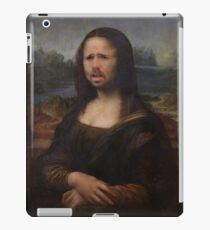 The Moaning Lisa (Karl Pilkington) iPad Case/Skin
