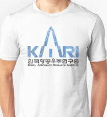 KARI Space Agency Vintage Emblem Unisex T-Shirt