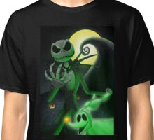 Nightmare Before Christmas Skellington Classic T-Shirt