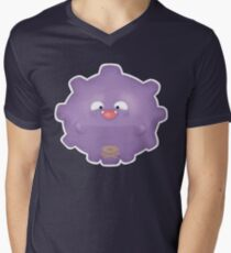Cute Koffing - Pokemon Men's V-Neck T-Shirt