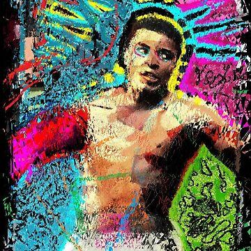 Muhammad Ali by brett66