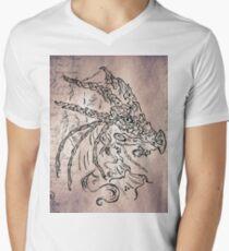 Saphira Mens V-Neck T-Shirt