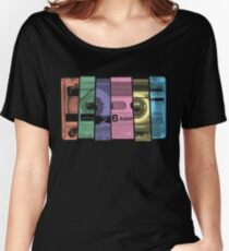 Mix Tape 1.0 Women's Relaxed Fit T-Shirt