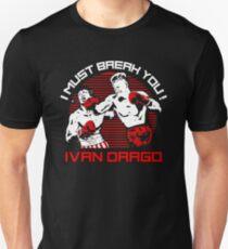 ROCKY IV - BALBOA X DRAGO T-Shirt