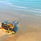 Shipwreck on the Beach by styles