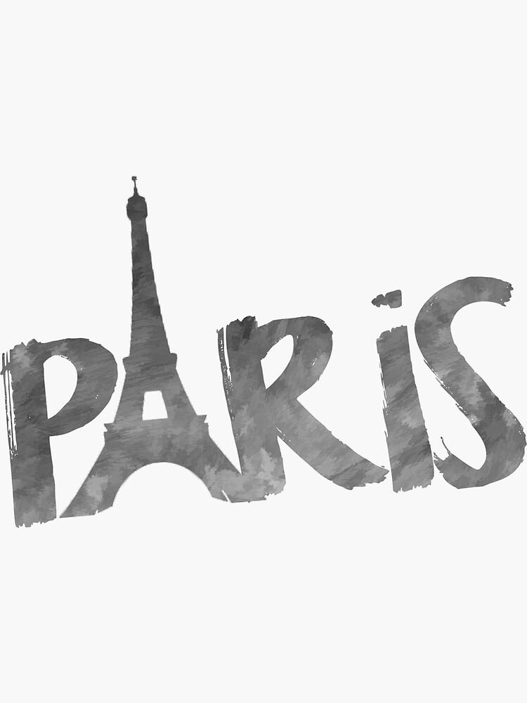 Paris by sharnashark