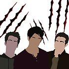 Trio Claw by Spencerhudson