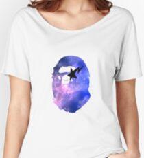 Bape Design Women's Relaxed Fit T-Shirt