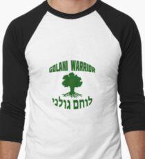 Israel Defense Forces - Golani Warrior Men's Baseball ¾ T-Shirt