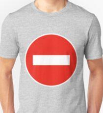 sens interdit Unisex T-Shirt