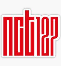 Red - NCT 127 Sticker