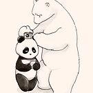 Pandapod by Panda And Polar Bear