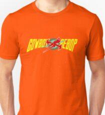 Cowboy Bebop Yellow Logo T-Shirt