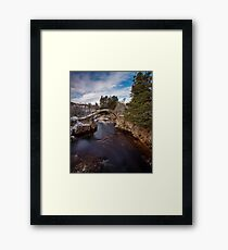 Old Packhorse Bridge - Carrbridge Framed Print