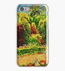 STOCKWOOD GARDENS 7D iPhone Case/Skin