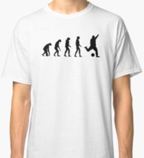 Evolved to play Soccer Classic T-Shirt