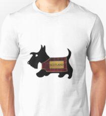 Commonwealth Games Opening Ceremony Scottie Dog 'Scotland' Unisex T-Shirt