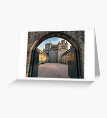 Castle Fraser - Aberdeenshire Greeting Card