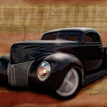 40 Ford Pickup Warriors by ChasSinklier