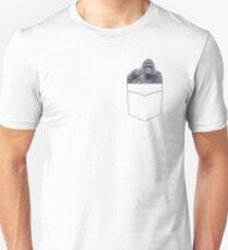Harambe in a Pocket T-Shirt
