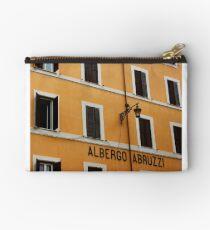 Albergo Abruzzi Studio Pouch