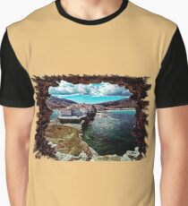 Hora of Andros Graphic T-Shirt