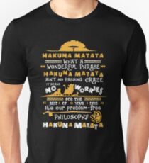 Lion King Song T-Shirt