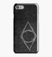"Skyrim Shadowmark ""The Guild"" iPhone Case/Skin"