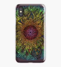 Mandala of Nieve iPhone Case