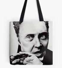 Christopher Walken - Ballpoint Pen Tote Bag