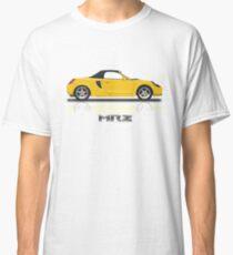 Toyota MR2 Roadster - Yellow Classic T-Shirt