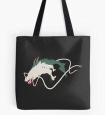 Spirited Away: Haku Tote Bag