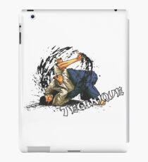 Jiu-Jitsu Bjj Martial Arts iPad Case/Skin
