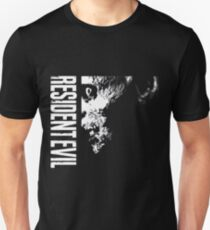Resident Evil - 20th Anniversary Minus Anniversary Text T-Shirt