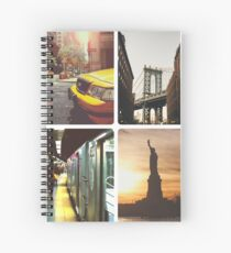The best of NY Spiral Notebook