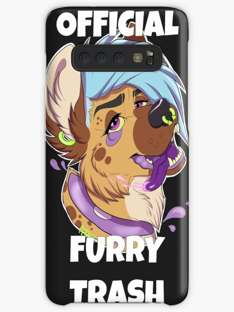 huge discount 451c5 0376f 'Official Furry Trash' Case/Skin for Samsung Galaxy by AtomicMilkshake