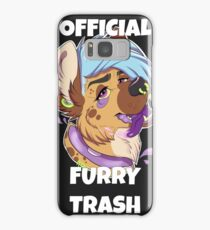 Official Furry Trash Samsung Galaxy Case/Skin