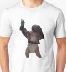 Puppy-Monkey-Baby Unisex T-Shirt