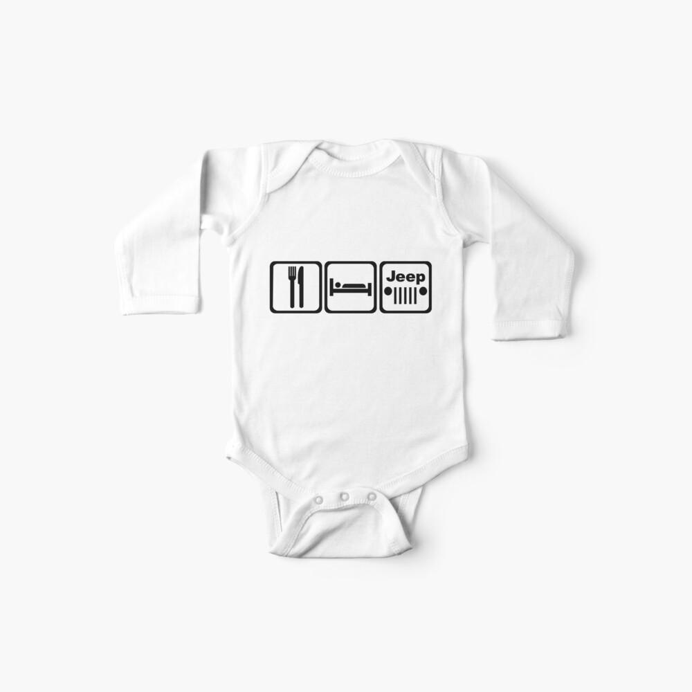ESSEN SIE SCHLAF JEEP Version 2 Baby Body