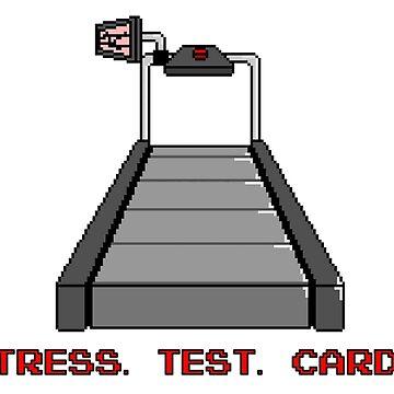 Cardiac Stress Test by JohnnyCarotid
