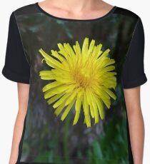 Dandelion sunshine Women's Chiffon Top