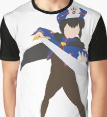 Chloe Valens lineless design Graphic T-Shirt