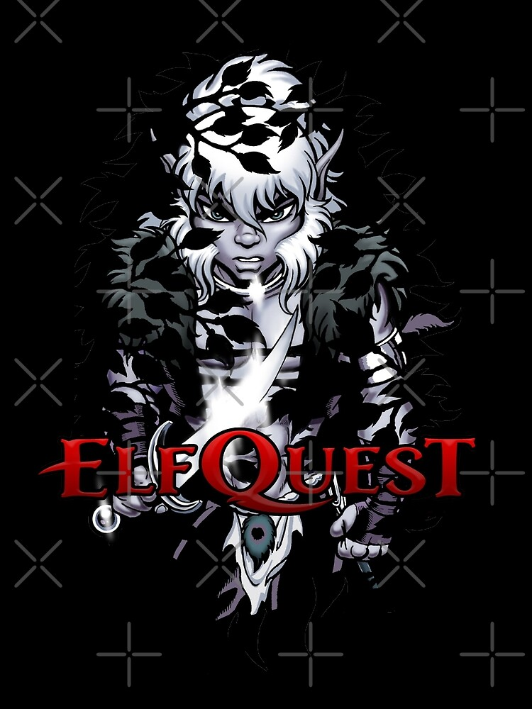 Darkwood Cutter (multiple options) by elfquest
