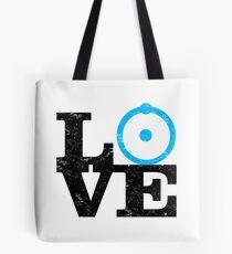 Doctor Manhattan Love! Tote Bag