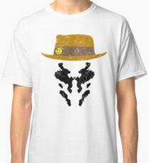 Rorschach Watchmen Vintage Classic T-Shirt