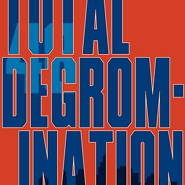 Total deGromination In Blue by enfuego360