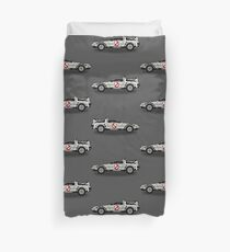 Ghostbusters To The Future! Duvet Cover