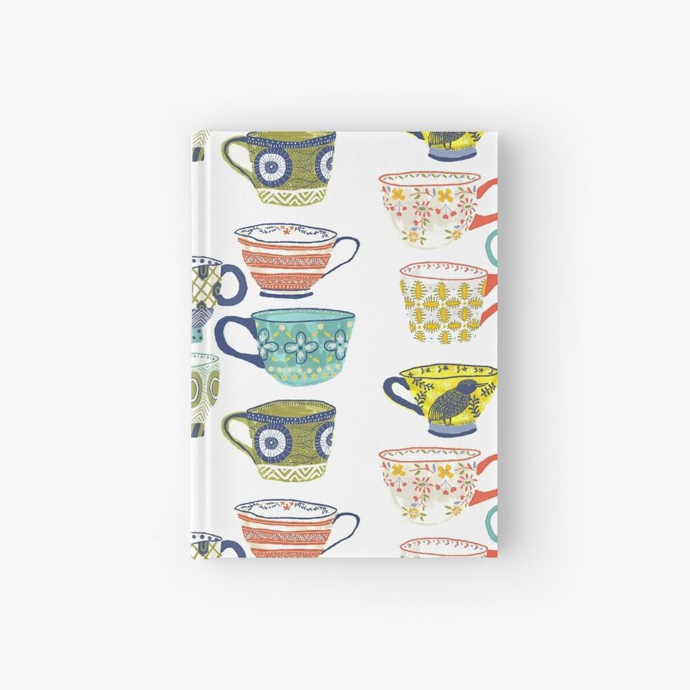 Patterned Ceramics Hardcover Journal