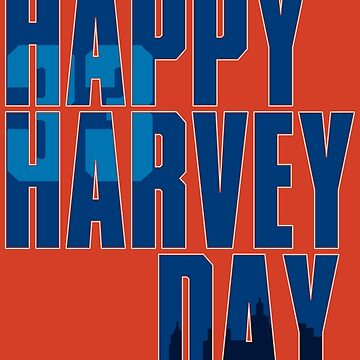 Happy Harvey Day In Blue by enfuego360